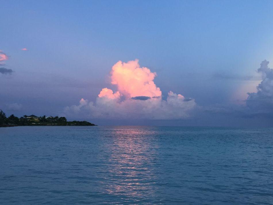 Beautiful stock photos of bahamas, Beauty In Nature, Cloud - Sky, Horizon Over Water, Nature