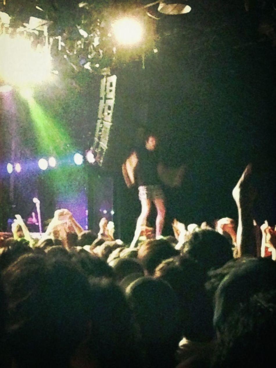 !!! Chkchkchk Concert