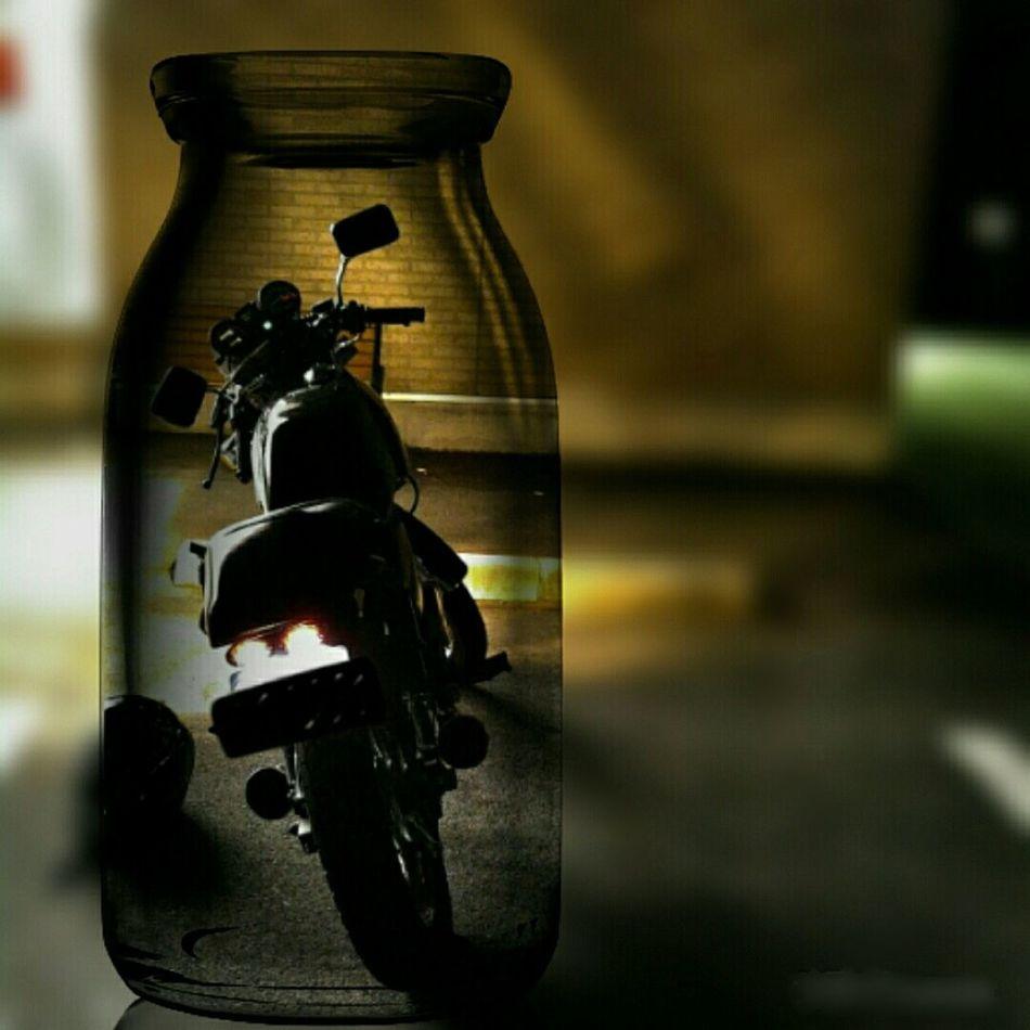 First Eyeem Photo Japan Bike バイク バイクのある風景 Cbx125c ナイツー 写真 Photo Picture Pic