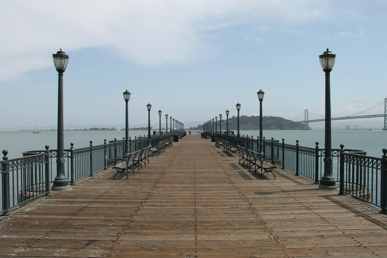 Beautiful stock photos of san francisco, Architecture, Bay Of Water, Bench, Benches