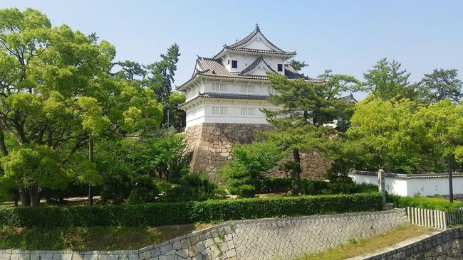 Fukuyama-city Castle Travel Photography Japanese  Taking Pictures Japan Traveling Old Station