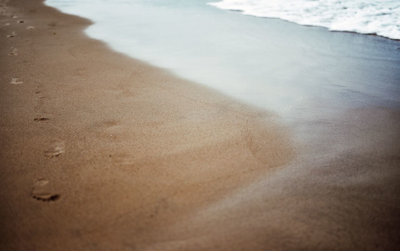 beach, sea, water, shore, sand, nature, wave, day, no people, tranquility, scenics, beauty in nature, outdoors, close-up