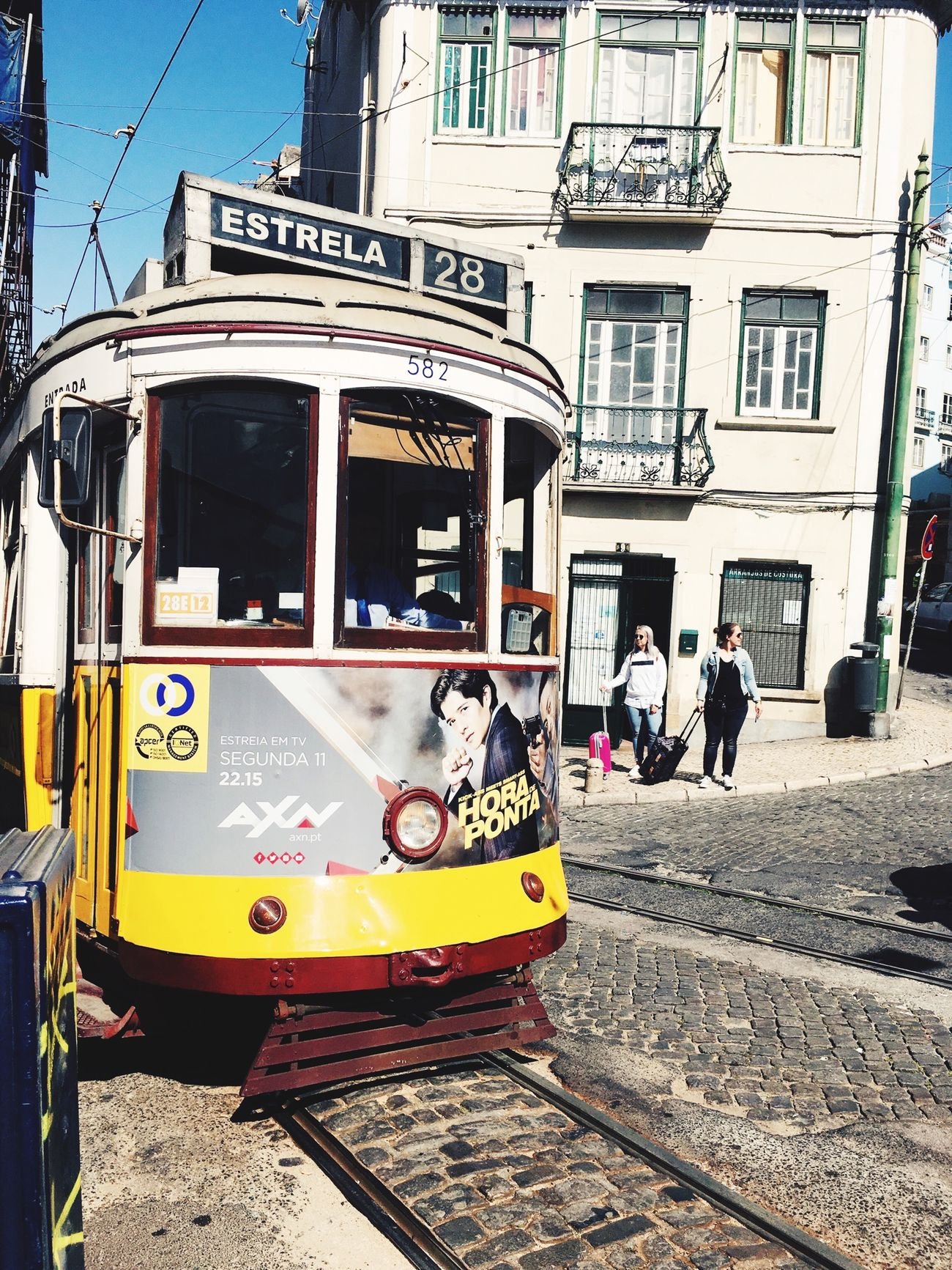 Tram28 Lisbon Check This Out Moving
