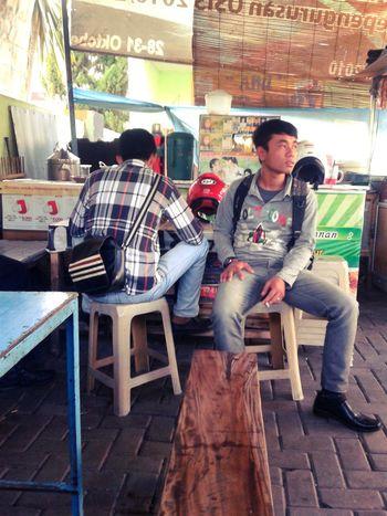 Ngopi Unars Situbondo INDONESIA People