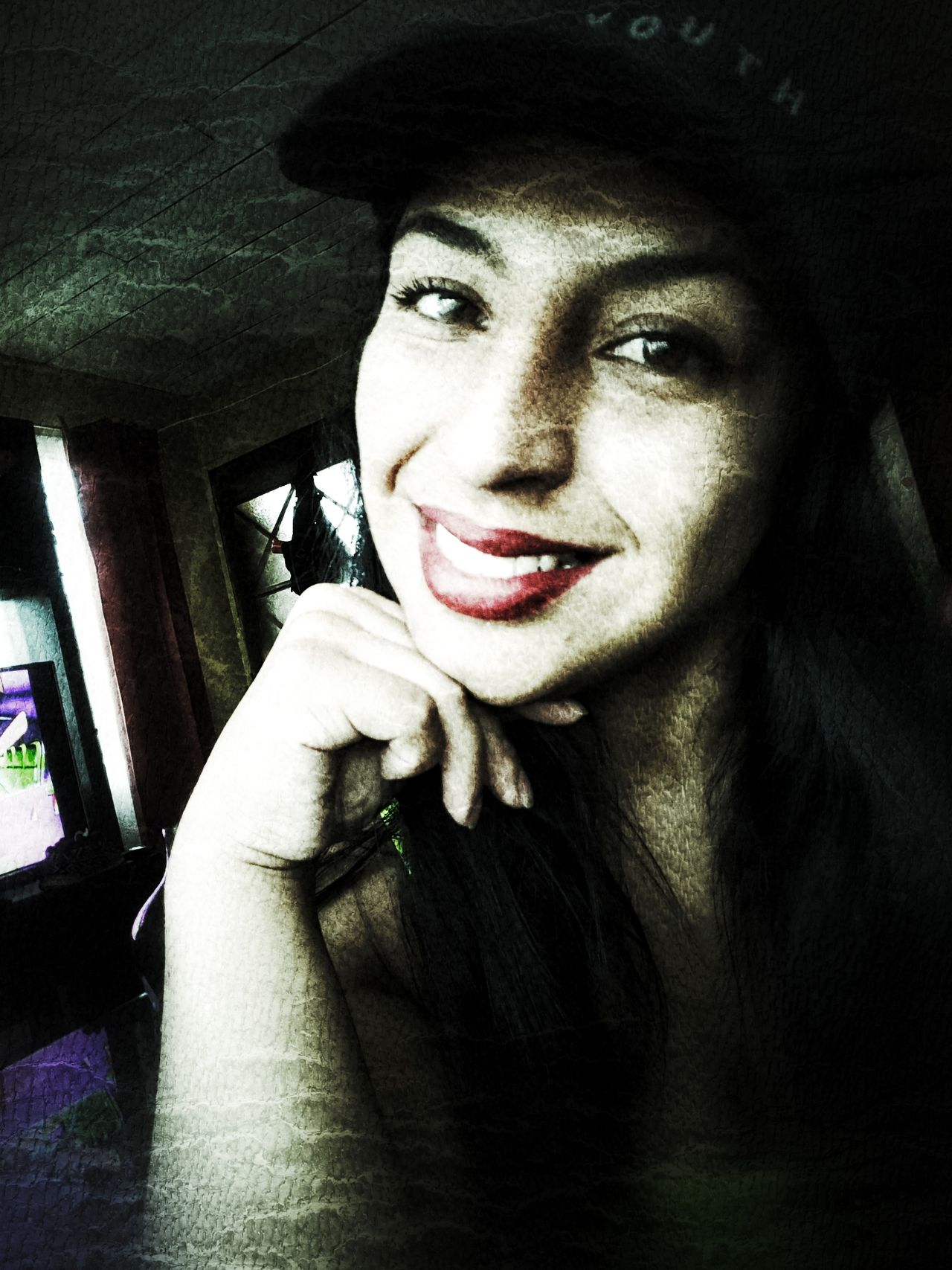 Siempre una sonrisa 😊 Beautiful Woman Sonrisa