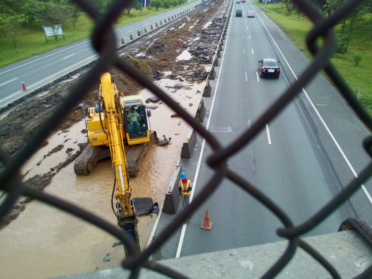 North Luzon Expressway Nlex Widening Superhighway Road Widening Philippine Road Philippine Change Change Is Coming Duterte2016 Duterte Administration