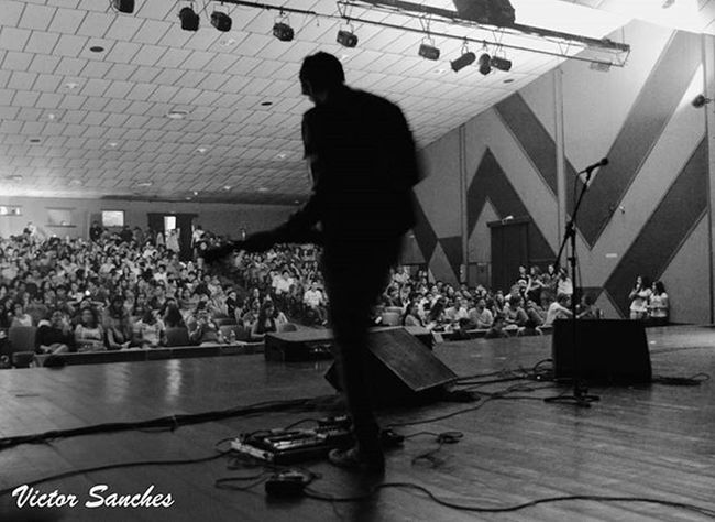 Fuc Campograndems Backstage Blackandwhite Nikon Nikonofficials Ufms Brazil Brasil