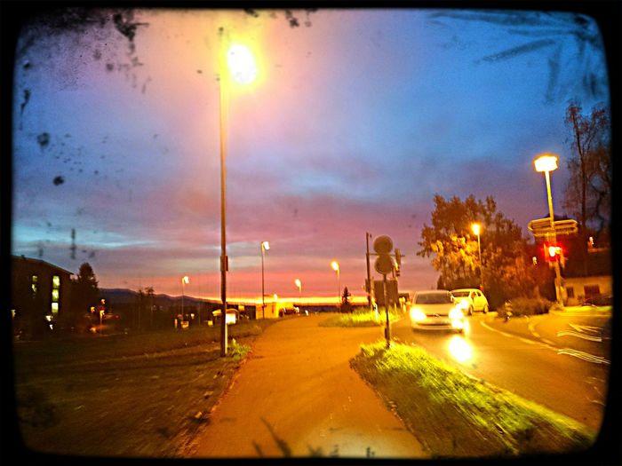 l'ambiance de ce soir Evening Light Landscapes