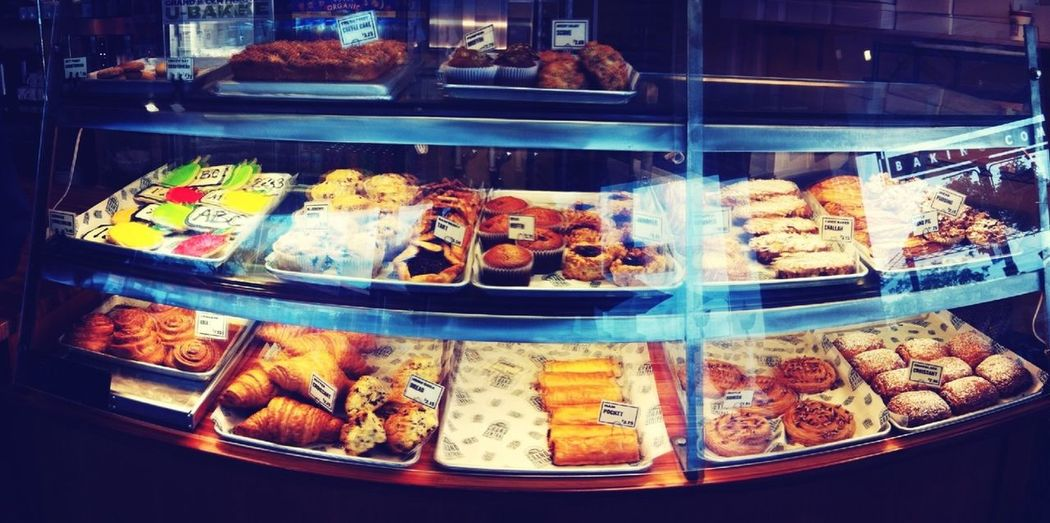 The always tasty liking case at grand central.