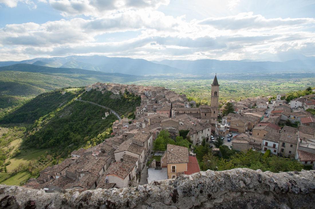 pacentro abruzzo Abruzzo Country Italia Italy Pacentro Rural Town