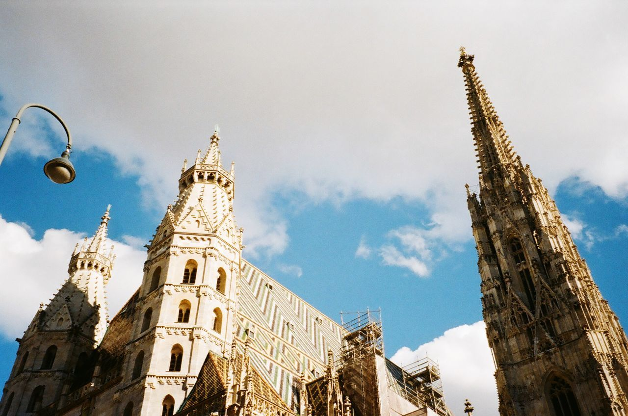 Beautiful stock photos of vienna, Architecture, Building Exterior, Built Structure, Capital Cities