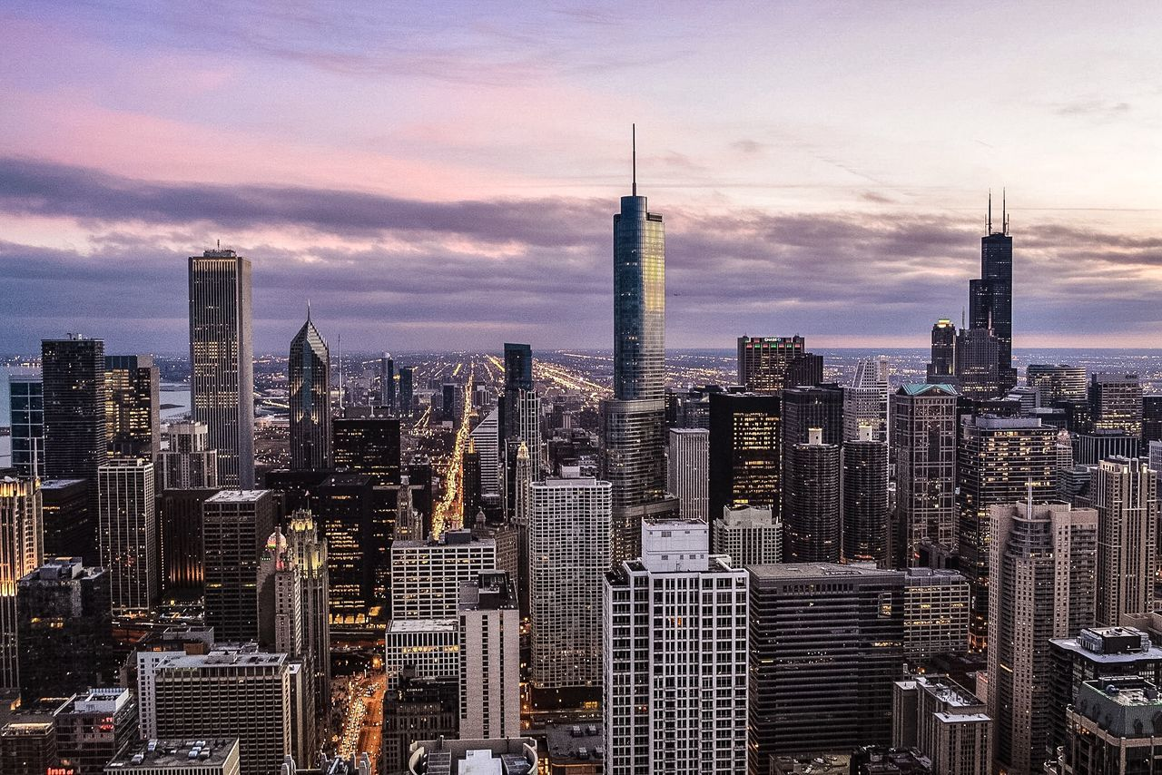 Beautiful stock photos of chicago, Architecture, Building Exterior, Built Structure, Capital Cities