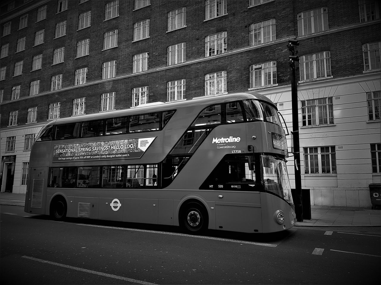 Architecture Black Black & White City Land Vehicle London London Bus London Buses Mode Of Transport Outdoors Road Transport Transportation
