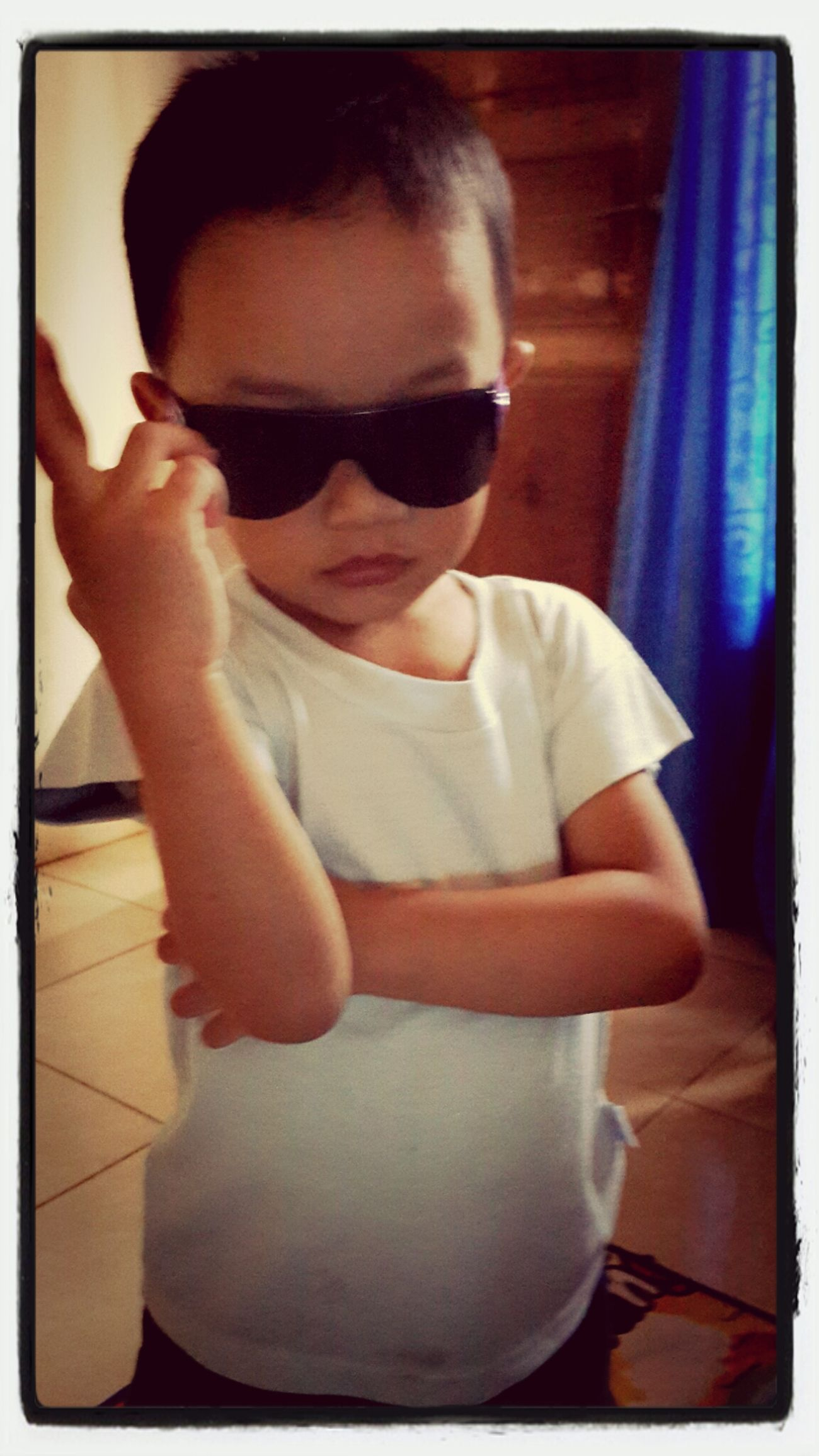 my son..
