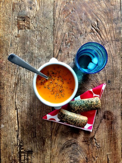 Soup when you are sick. Im not the Best soup lover but This one is good when not feeling Well. Chili  Pumpkin Bowl Food And Drink Spoon Food Food And Drink Foodporn Foodphotography Healthy Eating Ready-to-eat Freshness Shootermag Showcase March Ladyphotographerofthemonth Fine Art Photography EyeEm Best Shots Eye4photography  Cafe Feeling Thankful Soup Of The Day Food Porn Food Photography Marimekko EyeEmNewHere Art Is Everywhere Break The Mold BYOPaper!