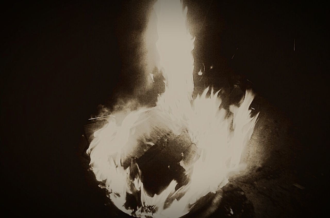 Blackandwhitefire Taking Photos Taking Photos EyeEm Best Edits Free Open Edit Fire ! Firepit Fire