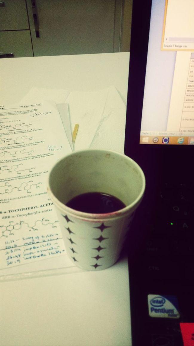 Kahve Ruj Izi Is GUC