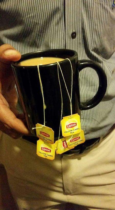 Tea Party Lipton Teabags Tea Break A Cup Of Tea