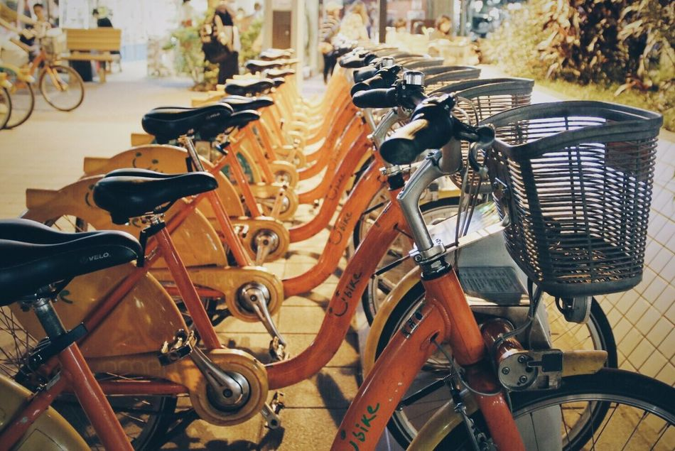 Embrace Urban Life Ubike Transportation Mode Of Transport Bike VSCO Vscocam Canon Canonphotography