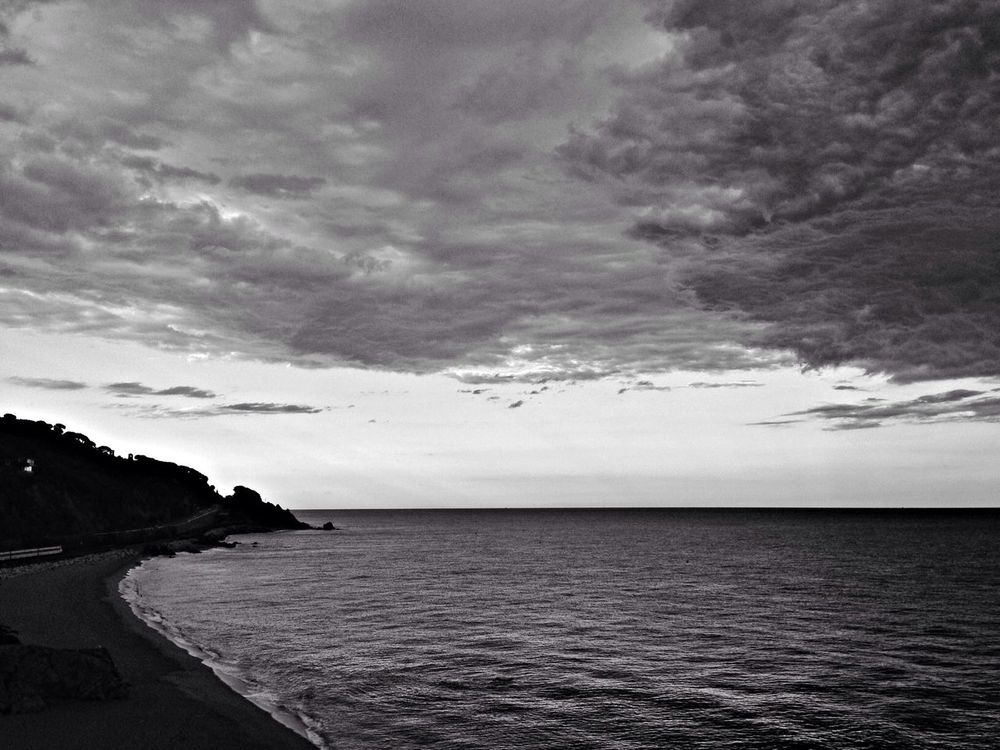 EyeEm Best Shots - Black + White Landscape_Collection Sky_collection Bw_collection