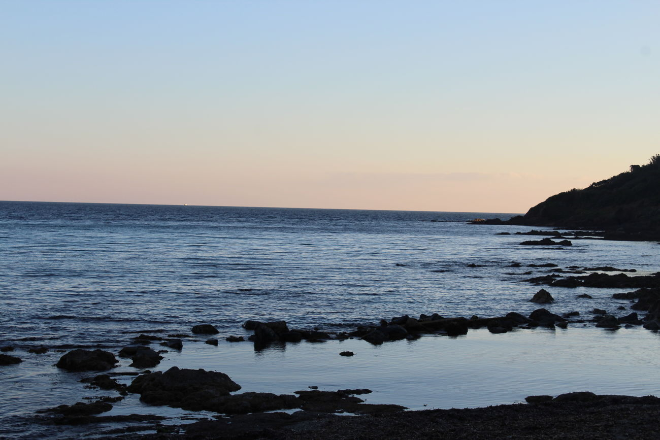 L'horizon. First Eyeem Photo