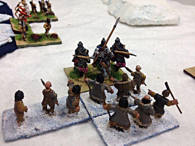 Arabs vs Wildlings - Game Of Thrones Wargames Hordes Of The Things Miniatures