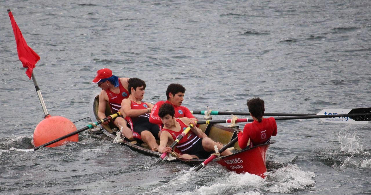 oar, nautical vessel, sitting, rowing, kayak, sport, canoe, day, togetherness, sport rowing, men, motion, child, nature, adult, boys, sea, outdoors, males, water, sports race, teamwork, sculling, people, scull, young adult