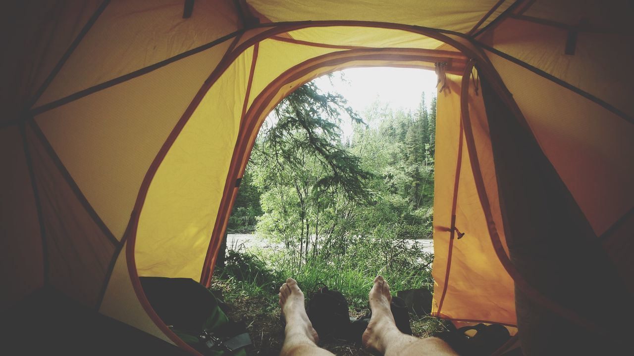 Beautiful stock photos of camping, Camping, Canada, Day, Edmonton