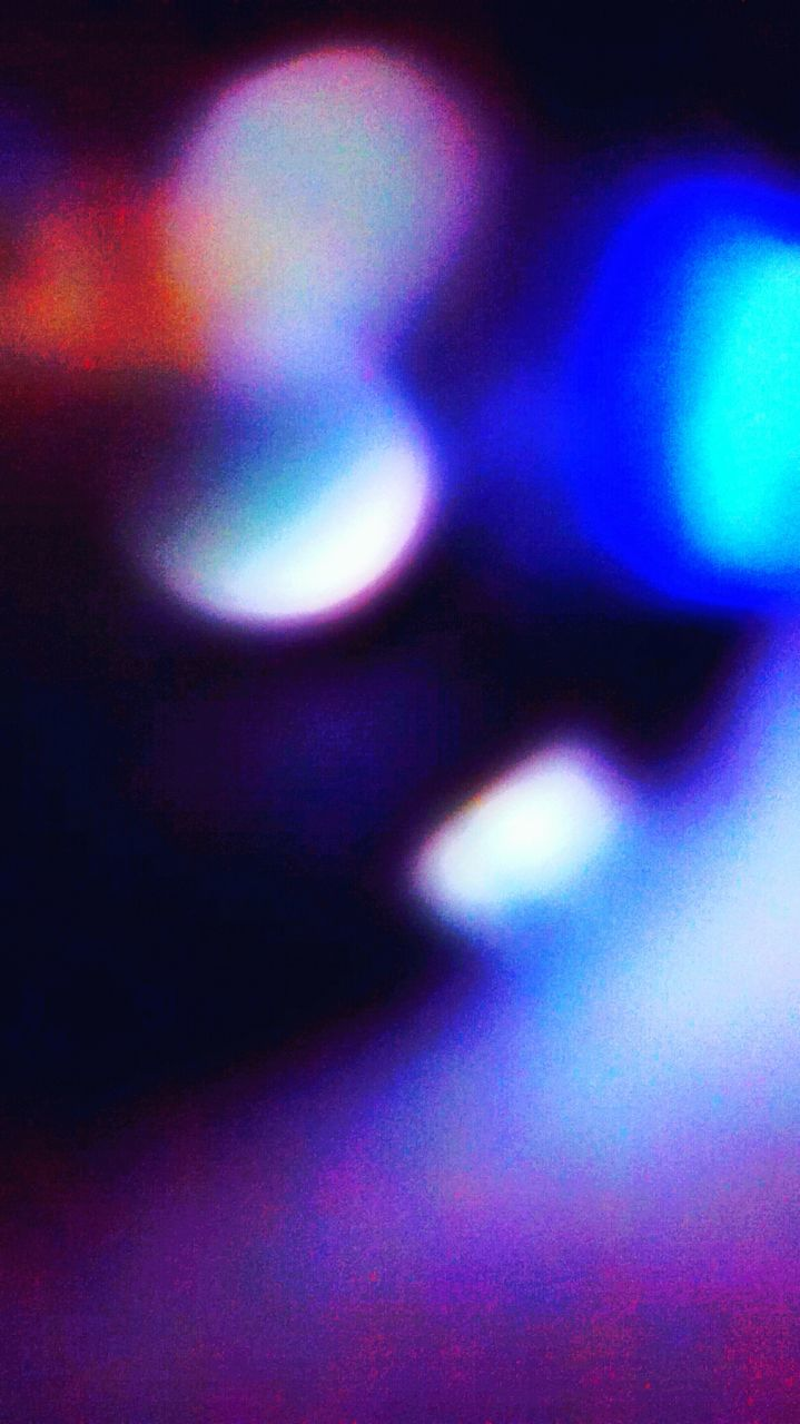 abstract, multi colored, backgrounds, close-up, illuminated, no people, indoors, defocused, night