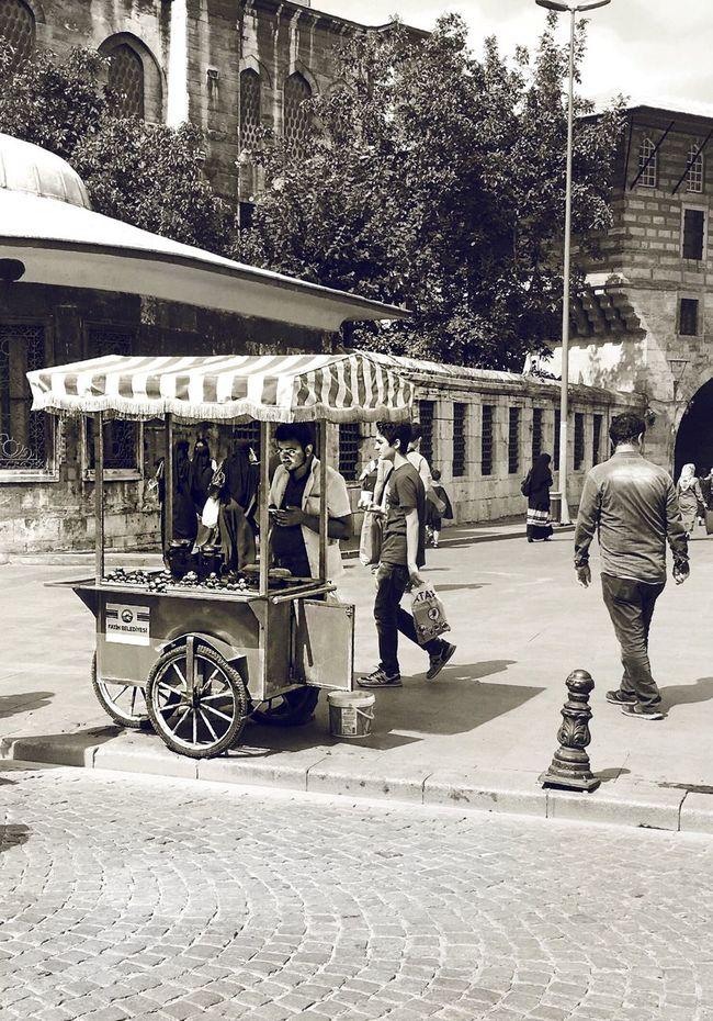 Historic Street Seller Eminönü/ İstanbul First Eyeem Photo