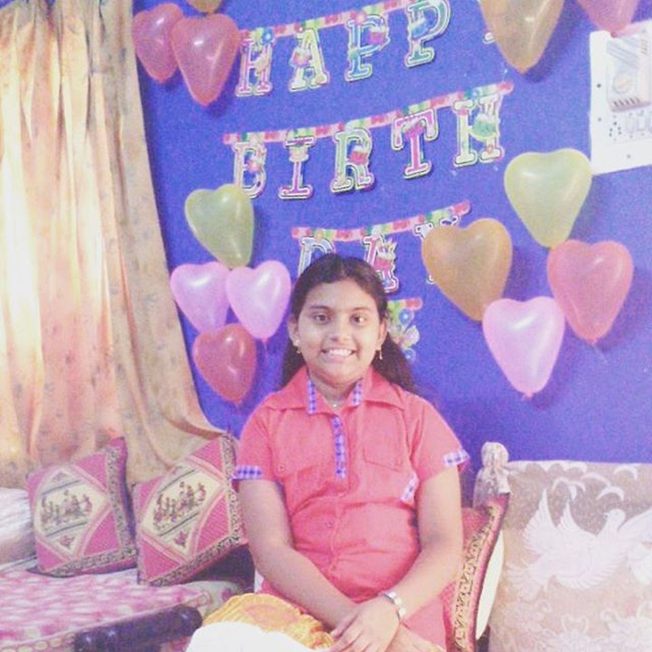 Post 118 Today is super special and magical day! Cause it's your birthday! A very happy birthday, Niece! HappyBirthday STONA
