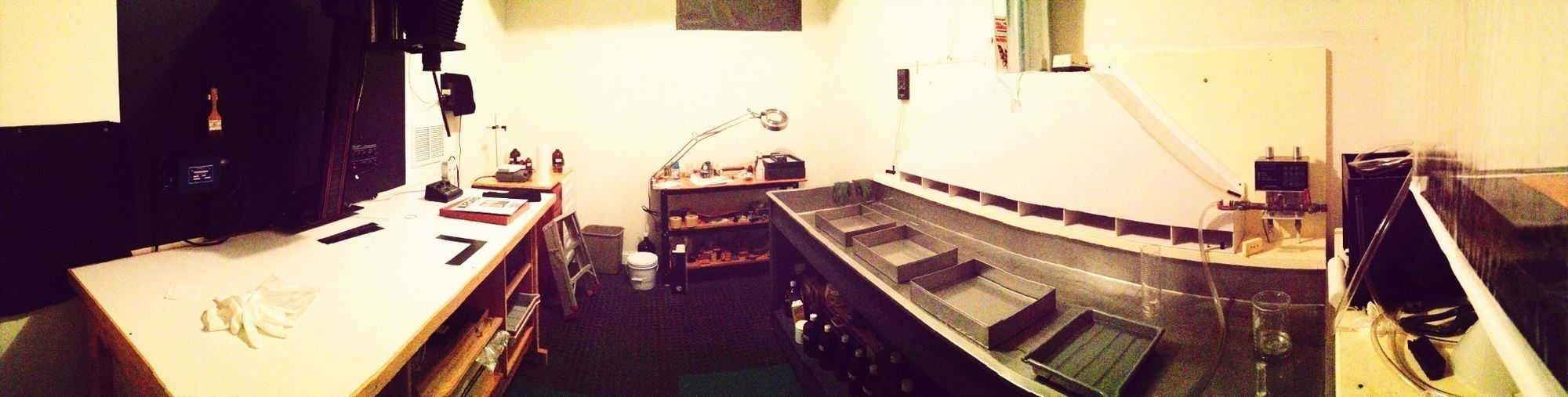 in the Darkroom Real Photography The Lab