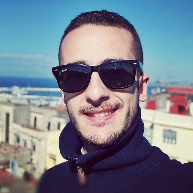 Hello Everyone Thats Me Yassin Feeling Cool Bestoftheday Man Happy Selfie Sea Tanger  Morocco Spring Picoftheday Amazing Day Sunny Like4like Fallowme Instagram Instagood Enjoying Life behappy