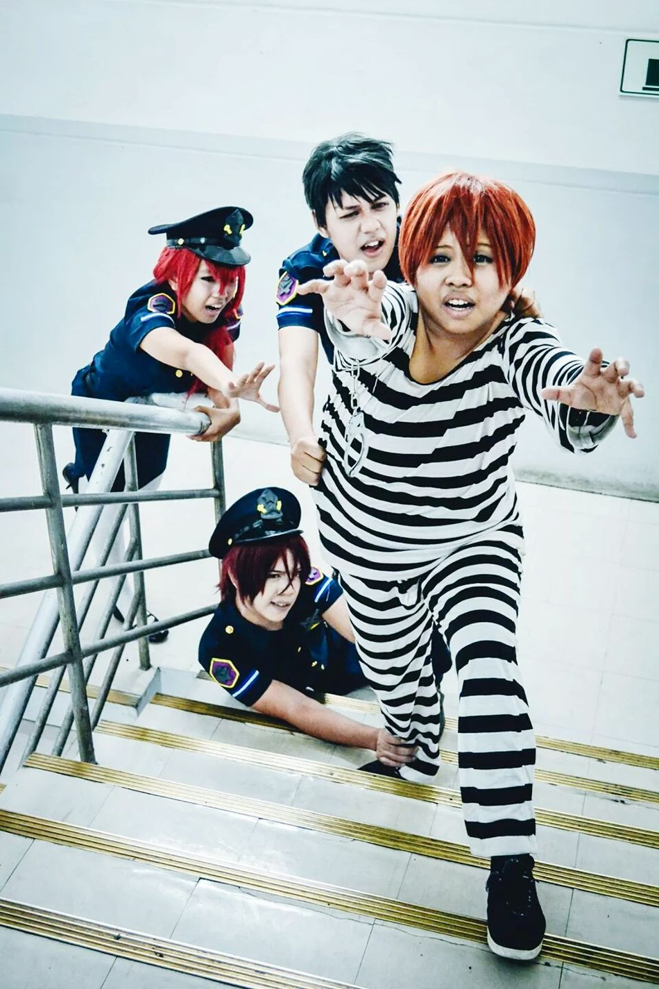 We're gonna get ya Momo! Future Fish from Free! with bacolod friends :) photo by Ian Obles ♥ Eyeem Philippines Cagayan De Oro City Cosplay