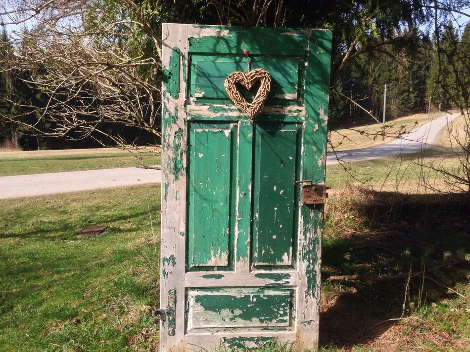 Beautiful stock photos of heart, Abandoned, Damaged, Day, Door