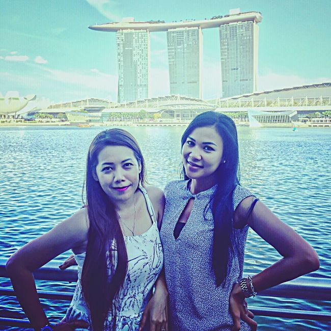 Hanging Out Hello World Check This Out Singapore Taking Photos Enjoying Life Latepost Asian  Girls First Eyeem Photo EyeEm Nature Lover EyeEm Best Shots Eye4photography  Marina Bay Sands EyeEmBestPics Popular Photos Model Nature_collection Photographer Mettalove
