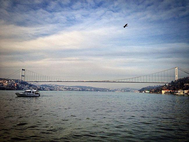 FSM köprüsü... The Bosphorus