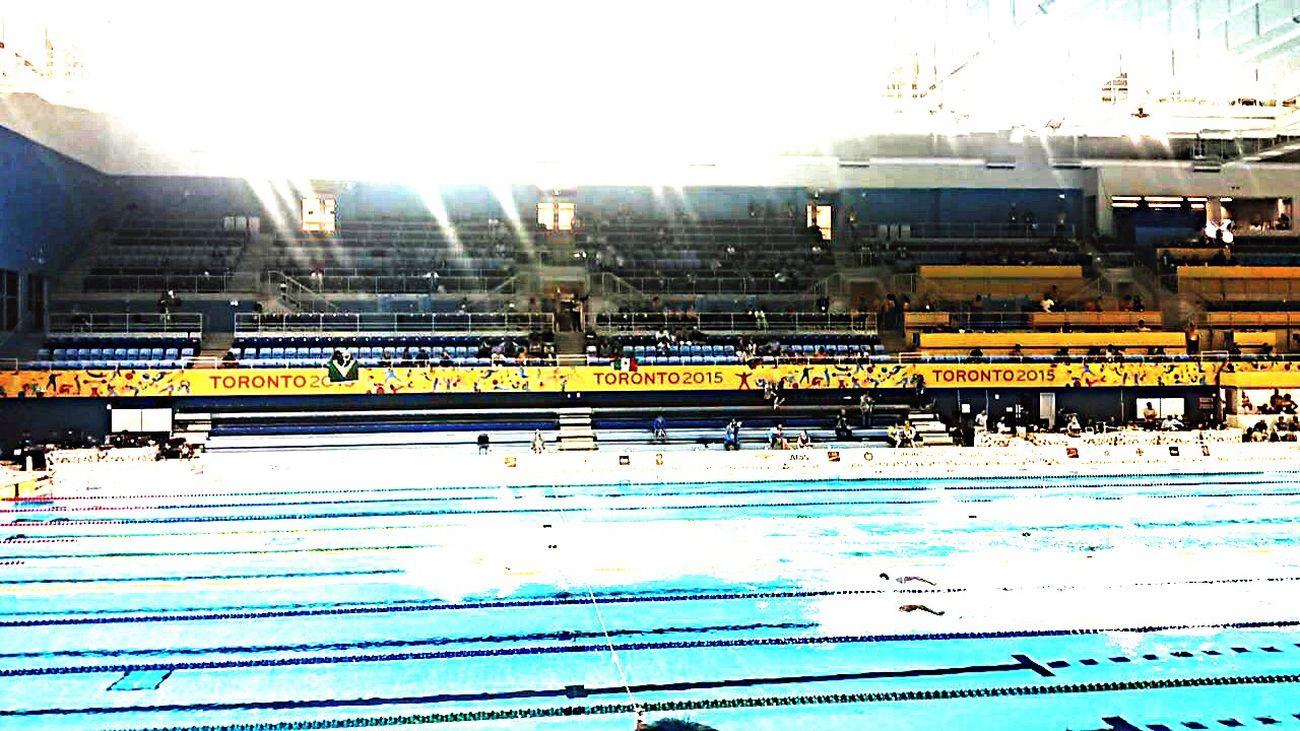 Pan Am Swimming Pools