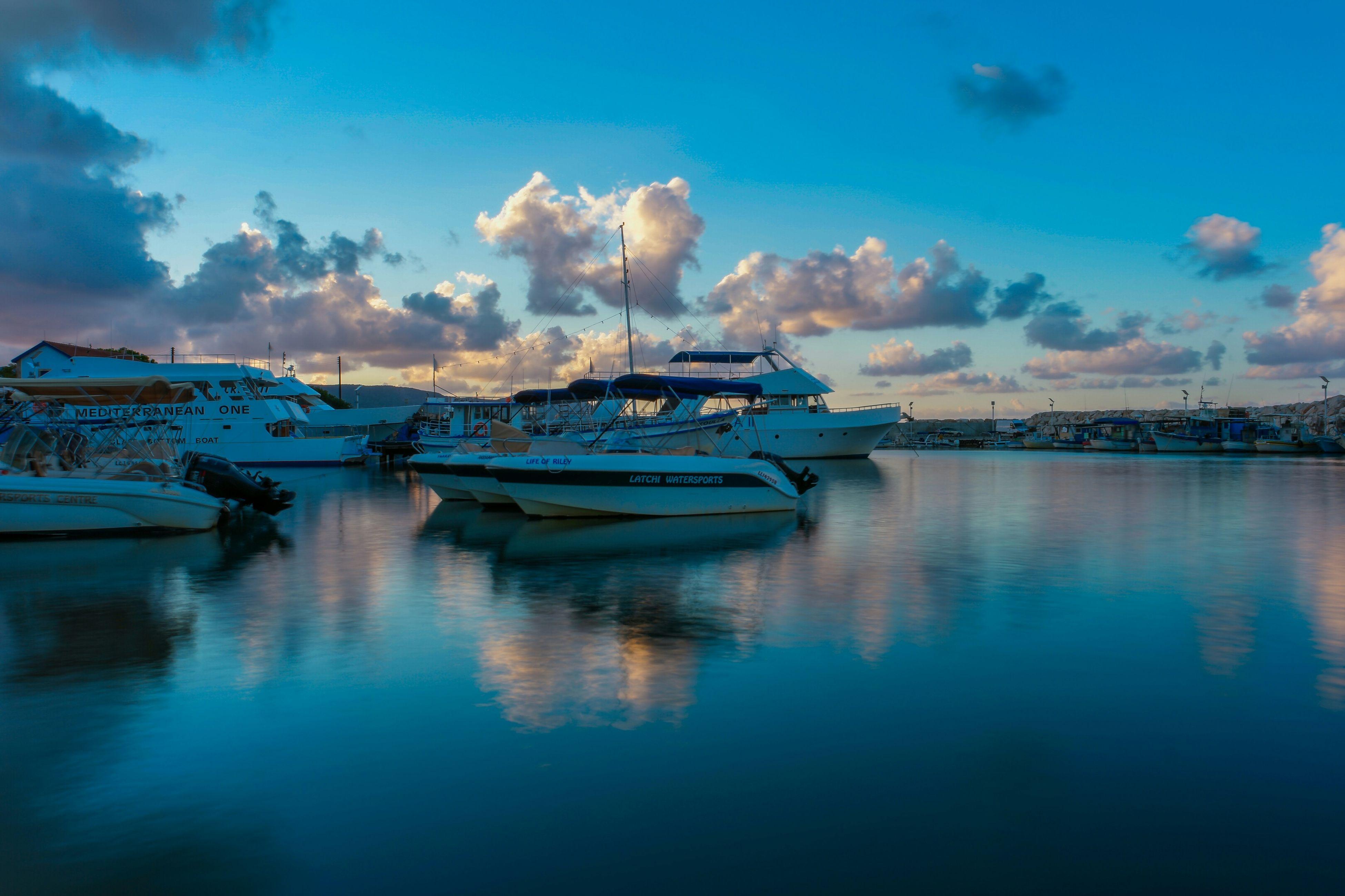 Cyprus Latchi Watersports Cyprus Harbour north cyprus cyprus bay