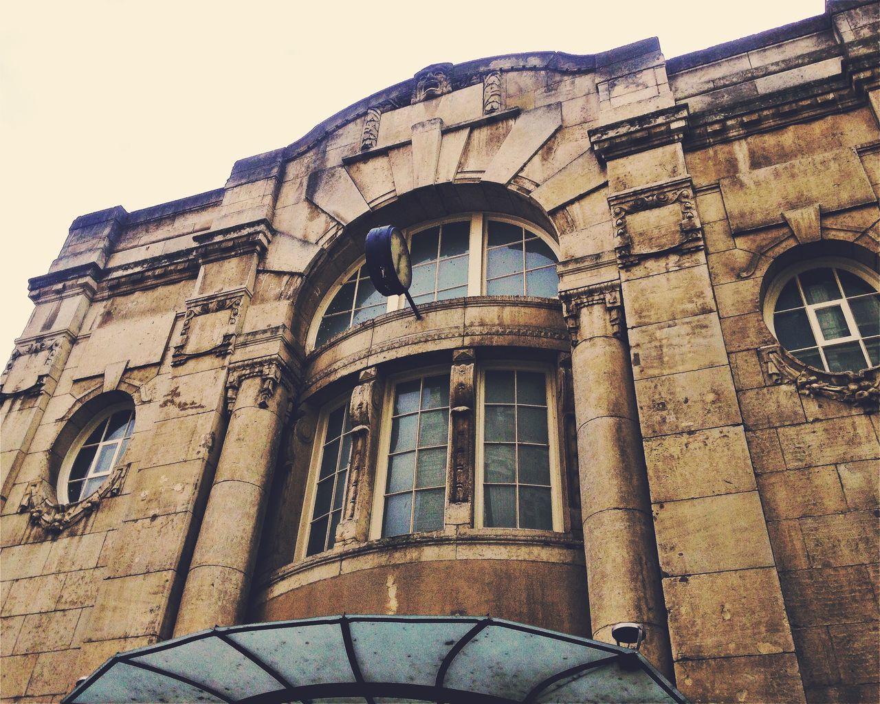 Architecture Building Exterior Thehague  Hipstamatic Magistrat Detijd Jetlag Old