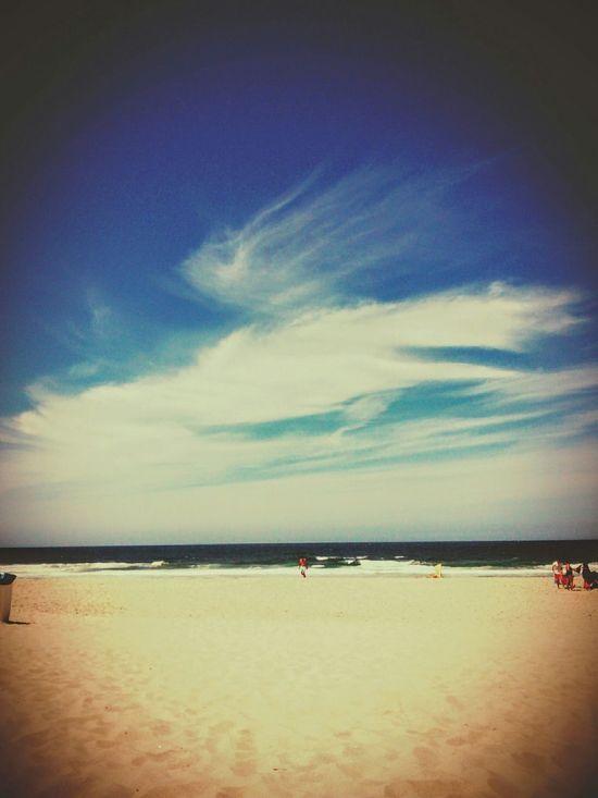 OpenEdit Beach Taking Photos Seaside Beachphotography Getting Inspired By The Sea Sand Españoles Y Sus Fotos Sun Clouds Clouds And Sky Cloudporn Nubes Playa Portugal Costa Nova Praia Da Costa Nova Aveiro Praia