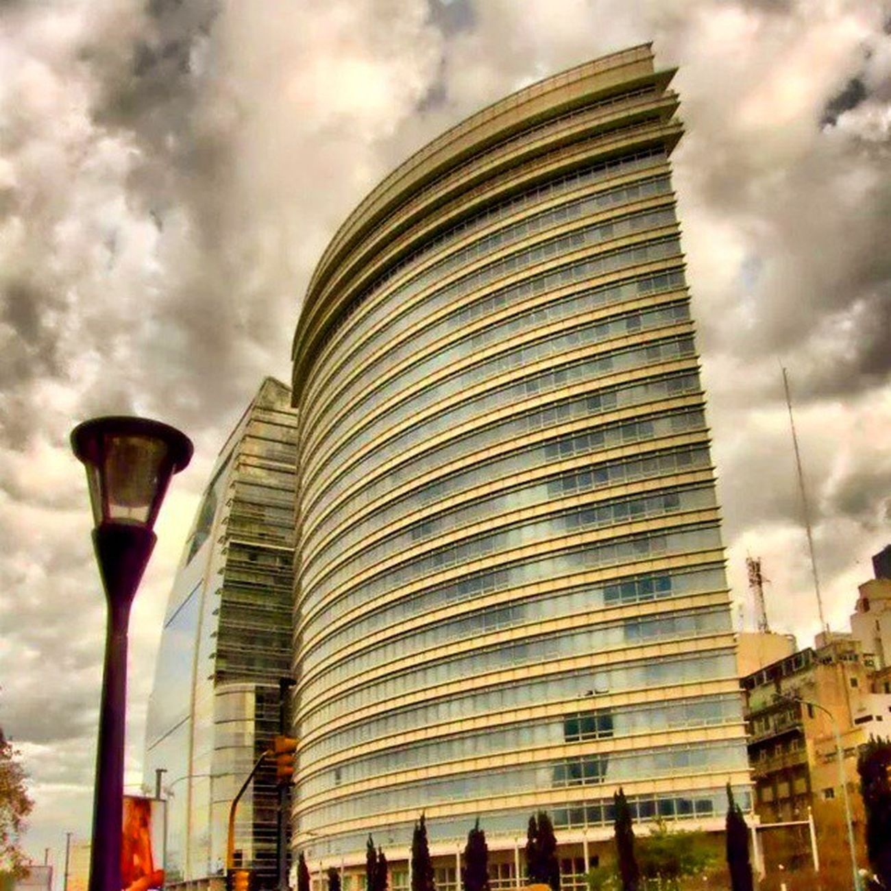 Buenosaires Ciudaddelafuria Edificio HDR photooftheday gopro goprooftheday goprohero3