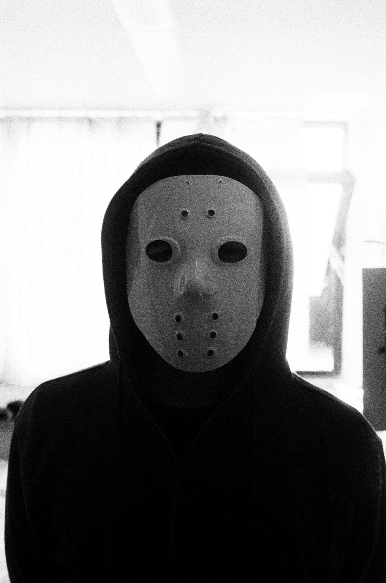 Halloween yeah! Halloween Praktica MTL 5 Praktica Blackandwhite
