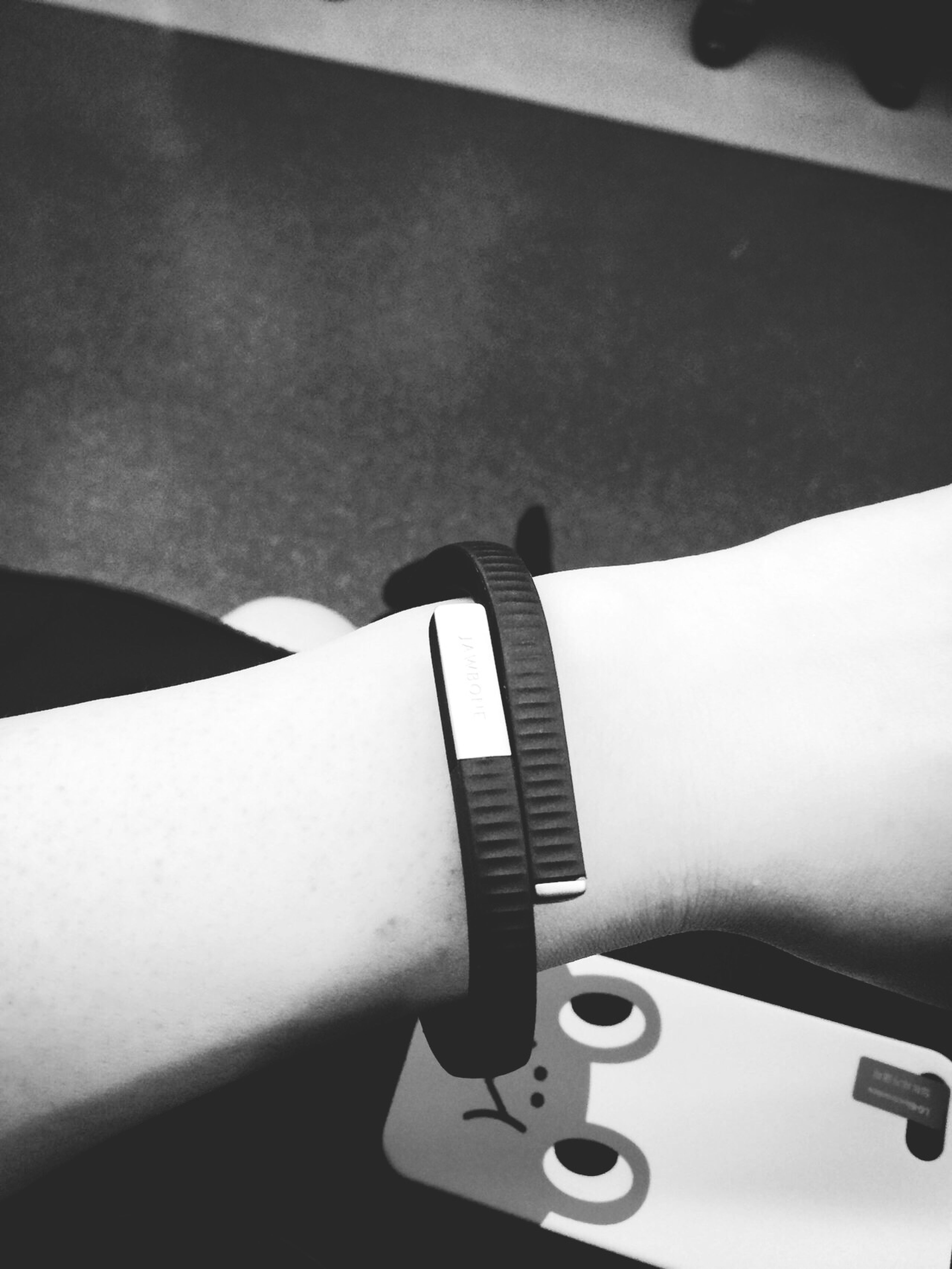 """Technology I Can't Live Without my wearable device """"Jawbone"""""""