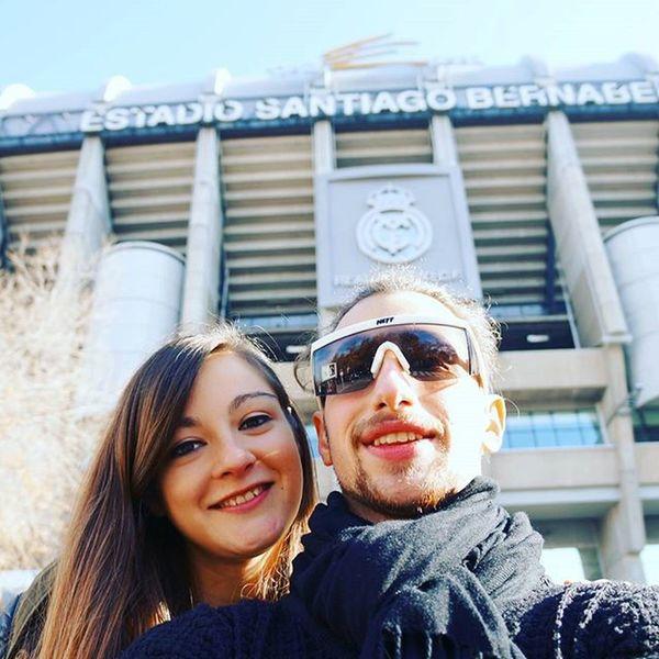 <3Santiagobernabeu Realmadrid Top Love Mylove Madrid Stadium December Calcio Topplayer