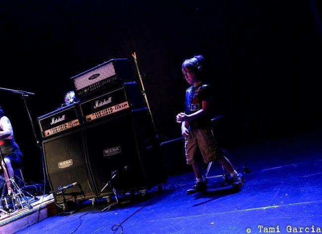 Live Music Gulch Metal Kid Air Guitar Rest In Peace ❤ Robert Sparks