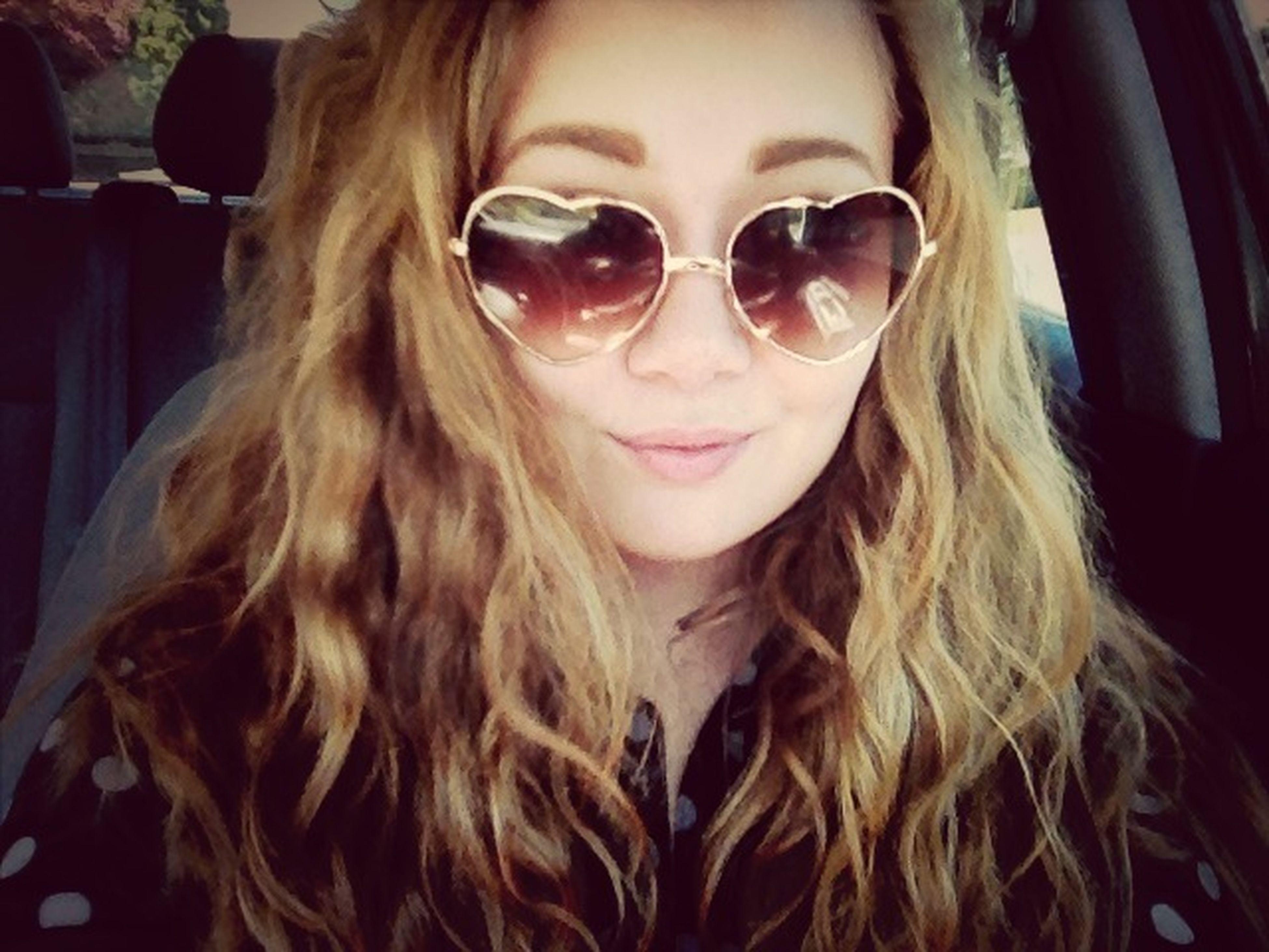 Heartshaped Glasses