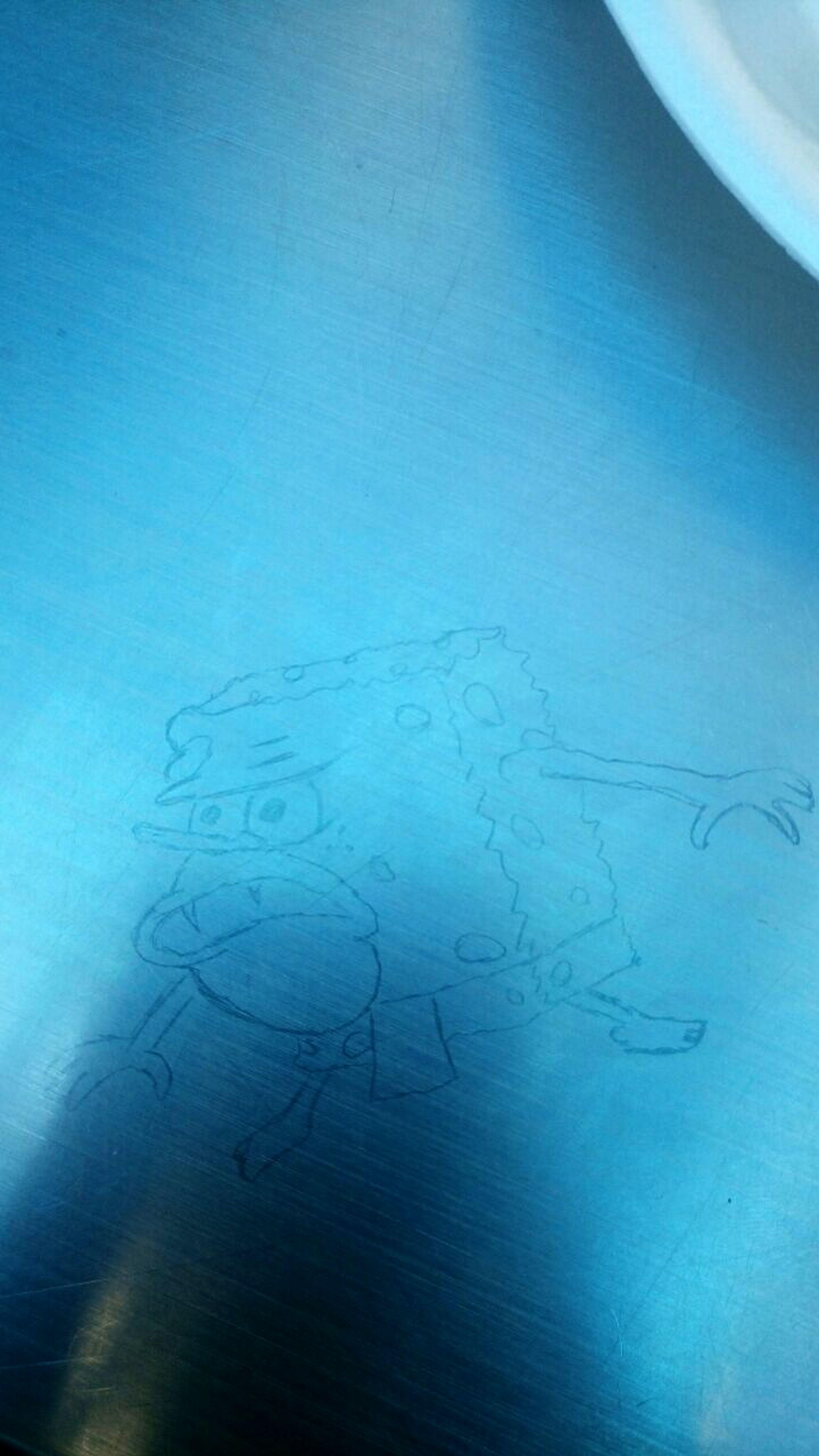 Esponja Gar Dibujo Ramdom Encontrado
