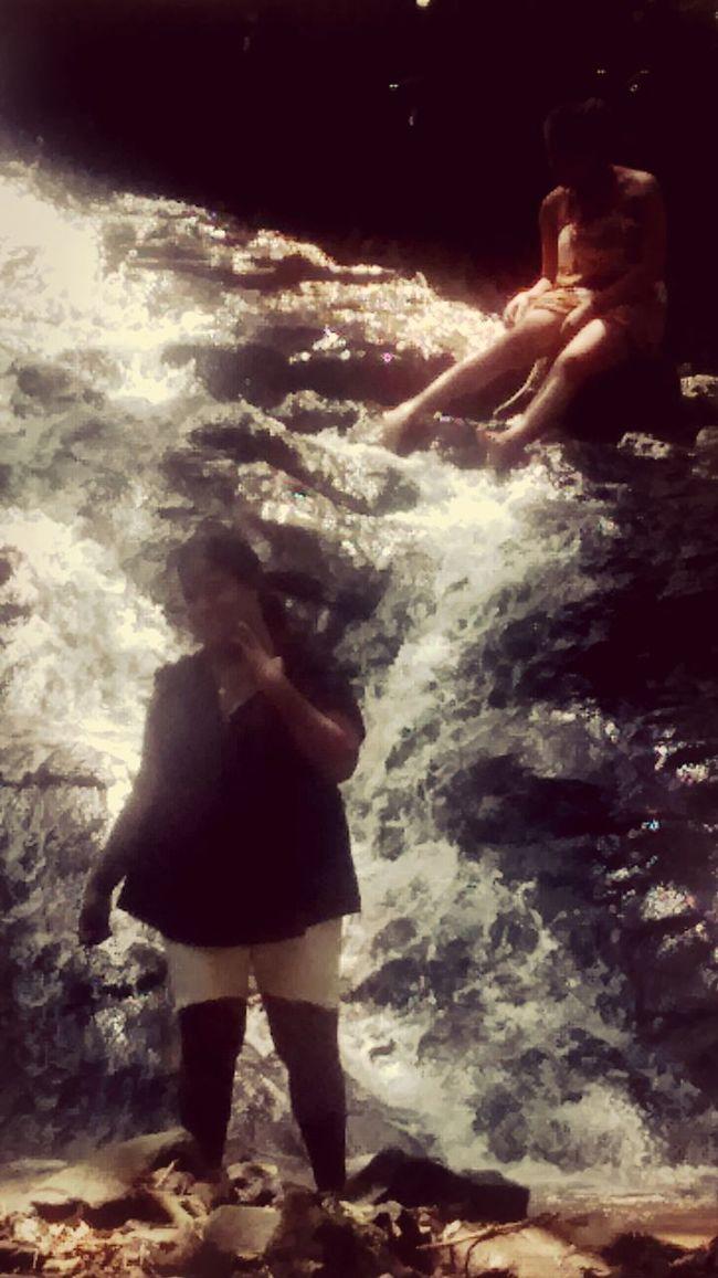 Cachoeira Natureza Domingobom Família