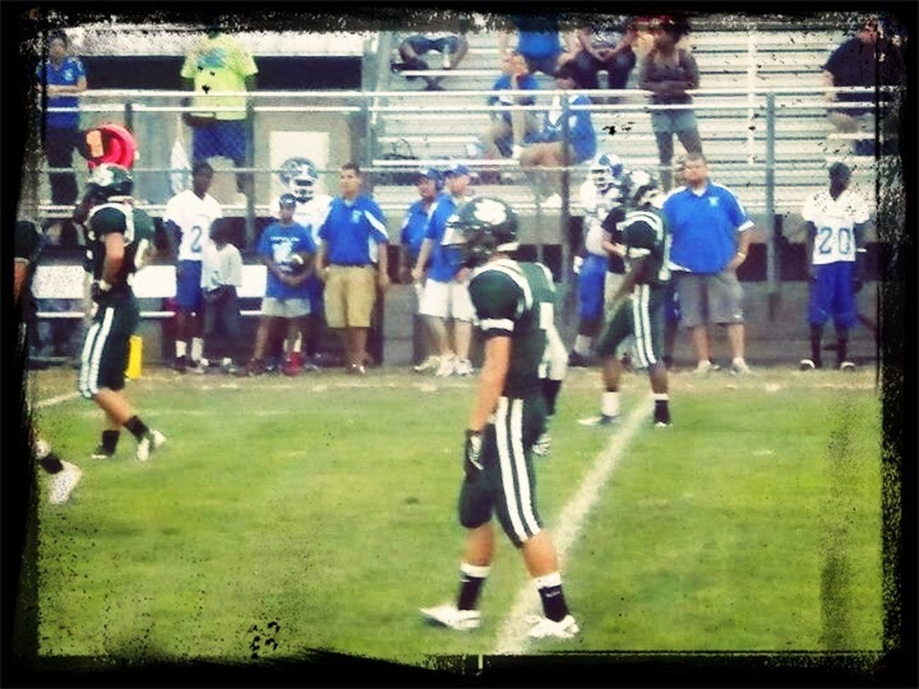 Can't wait till football man I miss it